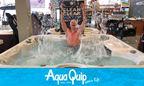 Aqua Quip Hot Tub