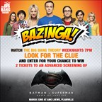 Big Bang Theory Batman Vs Superman Advanced Screening