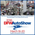 DFW Auto Show 2016