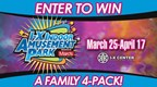 I-X Indoor Amusement Park Ticket Giveaway