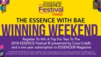 The Essence with Bae Weekend Giveaway