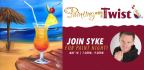 JOIN BLI�S SYKE FOR PAINT NIGHT AT PAINTING WITH A TWIST