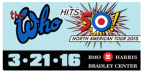 Win tickets to see The Who