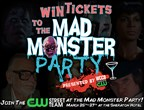 Mad Monster Party 2016 Ticket Giveaway