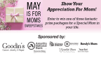 May Is For Moms Sweepstakes