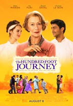 Hundred-Foot Journey Movie Tickets