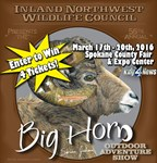 Bighorn Show Ticket Giveaway March 2016