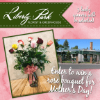 Liberty Park Florist & Greenhouse - Mother's Day Giveaway 2018
