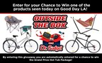 Dr. Gadget Out of the Box Giveaway