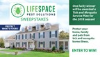 LifeSpace Pest Solutions Sweepstakes