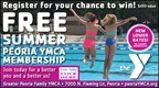 YMCA Summer Membership Give-Away