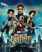Black Panther DVD giveaway