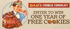Dad's Cookie Contest Facebook Contest