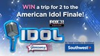 Win a Trip to the American Idol Finale in Los Angeles!