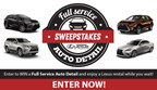 Full Service Auto Detail Sweepstakes