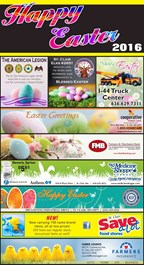 Hometown Holiday Easter Promo