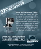 Central IL Auto Show Contest