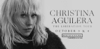 WIN TICKETS TO SEE CHRISTINA AGUILERA AT RADIO CITY MUSIC HALL