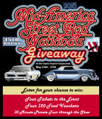 Mid-America Street Rod Nationals Contest 2018