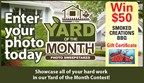 Yard of the Month 2018
