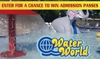 June Water World Admission Passes 2018