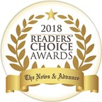 2018 Readers' Choice Awards