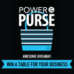 Win a table at Power of the Purse!