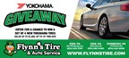 Flynn's Tire Get Drivin' Giveaway