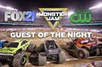 FOX21 Monster Jam Guest of the Night