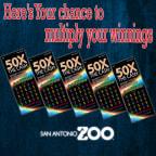Tx Lottery- 50X ticket