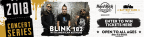 Battery Park: Blink 182 with American Authors Concert Sweepstakes