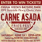 Carne Asada Fries Fest • June 16
