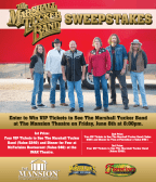 The Marshall Tucker Band Sweepstakes