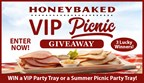 HoneyBaked VIP Picnic Giveaway