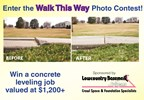 Walk This Way Photo Contest