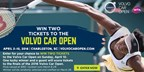 Win 2016 Volvo Car Open Tickets!