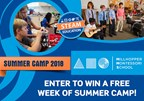 Summer Camp Giveaway