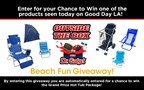 Dr. Gadget Beach Fun Giveaway