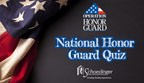 National Honor Guard Quiz