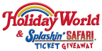 2018 Holiday World Ticket Giveaway