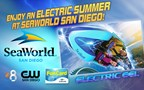 Electric Summer at SeaWorld San Diego Contest