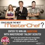 Big Y Master Chef Audition 2016