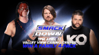 WWE SMACKDOWN APRIL 2016