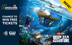 Awesome Awaits at LEGOLAND California Resort Sweepstakes