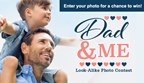 Daddy and Me Photo Contest