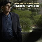 James Taylor Ticket Giveaway