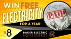 "Baker Electric Home Energy ""Get Connected"" Sweepstakes"