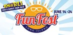 WIN A FAMILY FOUR PACK OF TICKETS TO LONG ISLAND FUNFEST!