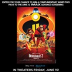 MH - THE INCREDIBLES 2 Screening