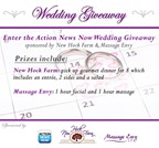 Wedding Giveaway 2016